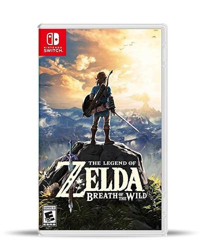 The Legend Of Zelda: Breath Of The Wild, Físico, Macrotec