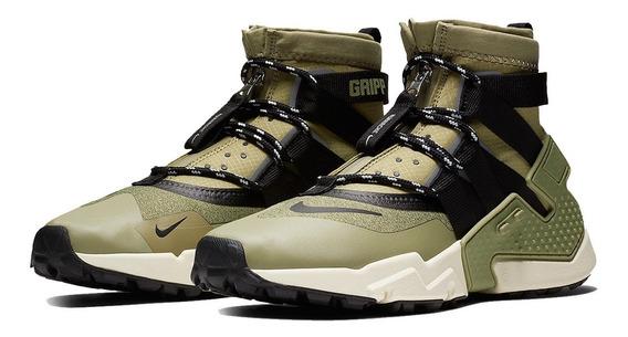Tênis Nike Air Huarache Gripp Neutral Olive