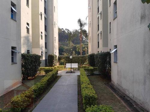 Apartamento Com 2 Dormitórios À Venda, 45 M² Por R$ 206.000,00 - Jardim Da Glória - Cotia/sp - Ap0507