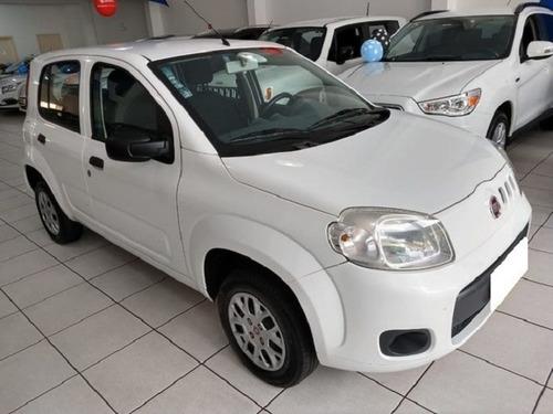 Fiat Uno Vivace 1.0 Branco 8v Flex 9910