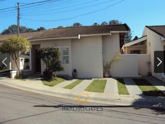 Casa Térrea Condomínio Fechado - Atibaia - 0982-1