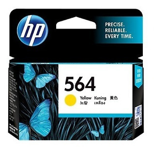Cartucho Hp 564 Color Amarillo Cb318wl Cb319wl Cb320w