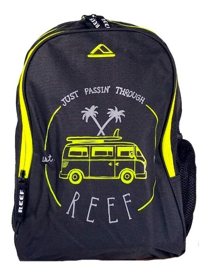 Mochila Reef Rf612-na 17.5 Urbana Empo2000