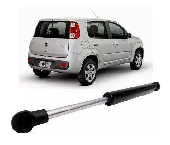 Amortecedor De Mala Fiat Uno Nova 2010 2011 2012 2013 2014