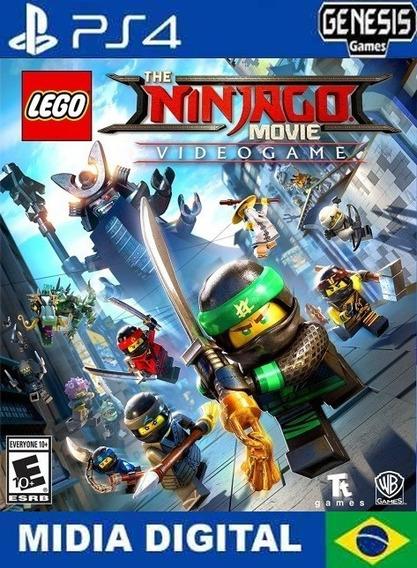 Lego Ninjago O Filme : Video Game | Ps4 1 | Português