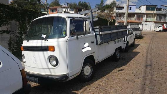 Vw Kombi Pick Up 1997-1998 - R$ 9.400,00