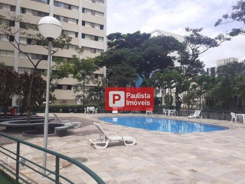 Apartamento Para Alugar, 113 M² Por R$ 2.850,00/mês - Granja Julieta - São Paulo/sp - Ap31532