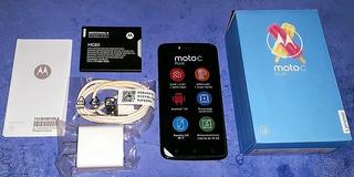Motorola C Plus 4000mah 2gb Ram 16gb Memoria 8mp Android 7