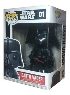 Funko Pop Star Wars 01 Darth Vader Original Magic4ever
