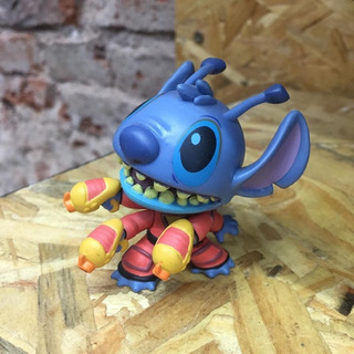 Funko Mystery Minis Heroes And Villains Space Stich Nuevo