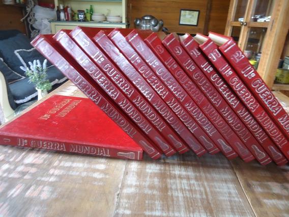 Ii Guerra Mundial - A Segunda Guerra Mundial 12 Volumes