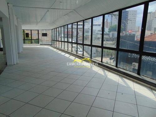 Sala Para Alugar, 120 M² Por R$ 1.200,00/mês - Centro - Americana/sp - Sa0065
