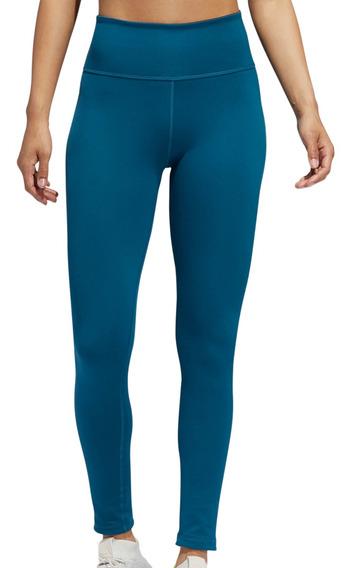 Calza adidas Training Believe This Reversible Mujer Pe/mn