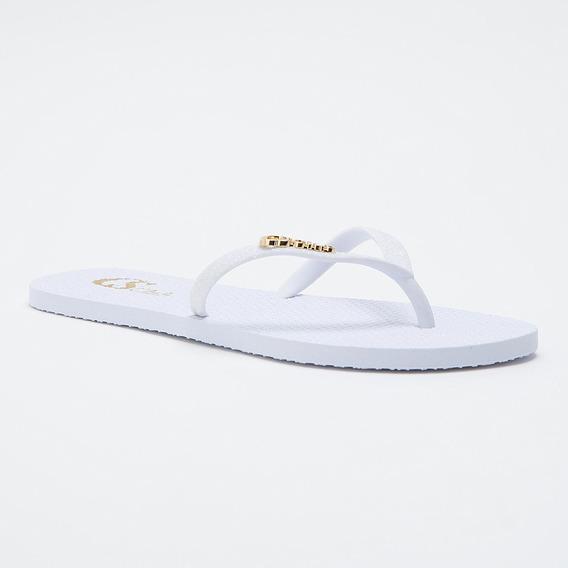 Chinelo Flat Branco - R5208036033