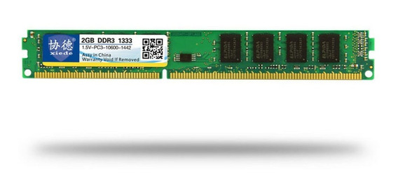 Ddr3 1333 2g/4g/8g Desktop Pc Memoria Módulo Pc3-10600 Total
