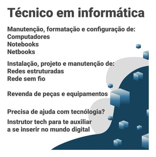 Imagem 1 de 2 de Técnico Em Informática