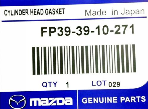 Empacadura Camara Ford Laser Allegro 1.8 Mazda 626 2.0 Japan