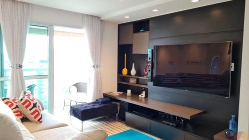 Lindo Apartamento 100 M² Porteira Fechada Há 200 M Do Metro Parada Inglesa - Al1602