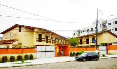 Casa Residencial À Venda, Vila Guilhermina, Praia Grande - Ca1181. - Ca1181