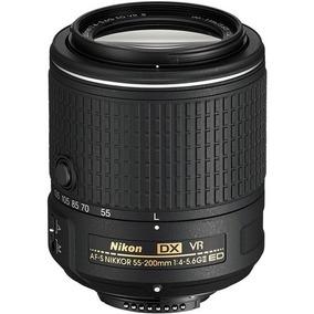 Lente Nikon 55-200mm F/4 5.6g Af S