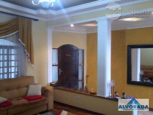 Imagem 1 de 23 de Casa Residencial À Venda, Vila Ester, São José Dos Campos - Ca0633. - Ca0633