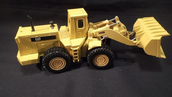 Ertl Caterpillar 988b Escala 1/50