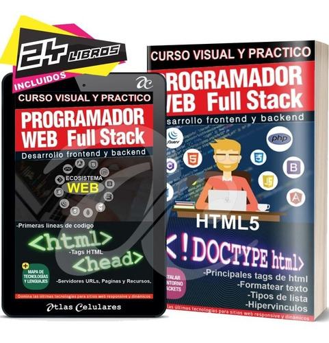 Curso Programacion Web Fullstack Desarrollador Paso A Paso