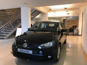 Volkswagen Vw Gol Trend 1.6 Comfortline 101cv Negro