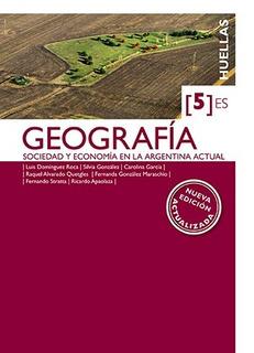 Geografía 5 - Huellas Estrada