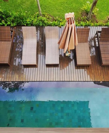 Revestimiento Piscina Natural - Green Stone Bali $ Final