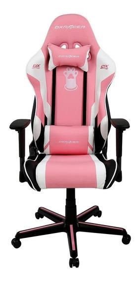 Cadeira Gamer Dxracer Racing - Pink R95-pwn