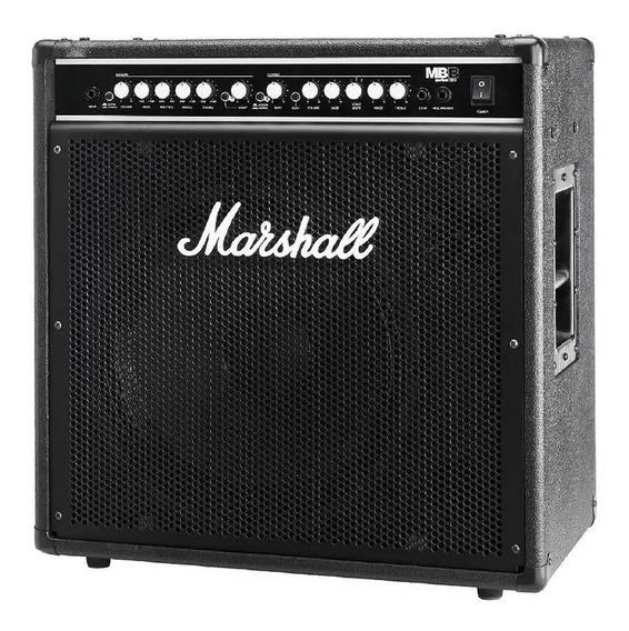 Amplificador Para Bajo Marshall Mb30 De 30w 2 Canales