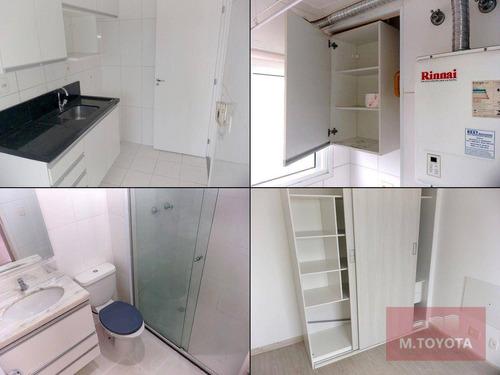Imagem 1 de 29 de Apartamento Para Alugar No Condomínio Ecoone Araucárias - Vila Rio De Janeiro - Ap0250