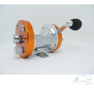 Reel Tech Distance 5000r Lance De Costa Freno Magnetico