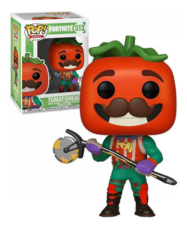 Funko Pop Games Tomatohead Fortnite 513 - Minijuegos