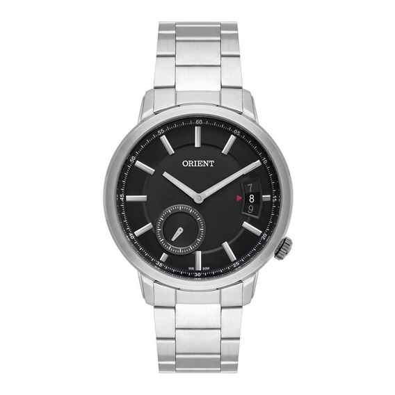 Relógio Orient Masculino Ref: Mbss1352 P1sx Social Prateado