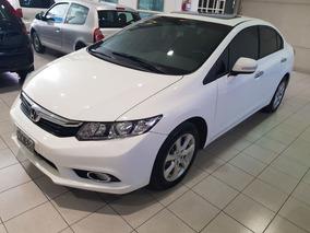 Honda Civic 1.8 Exs At 140cv 2014 4 Puertas Ntk / 4632025 Dn