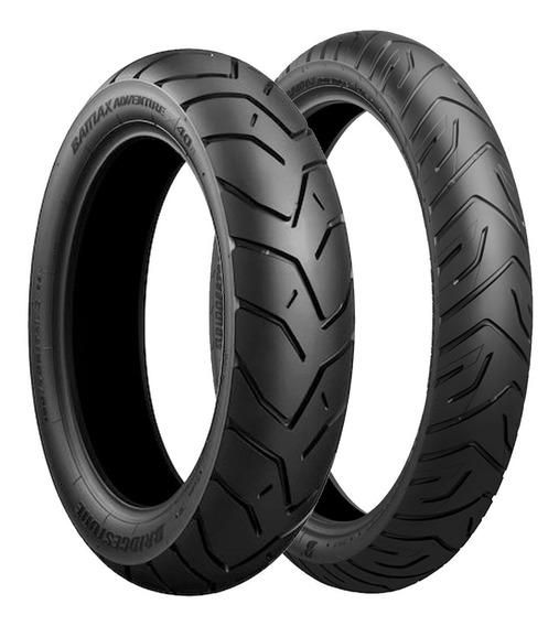 Par Pneu Bridgestone A41 120/70-19 60v E A40 170/60-17 72v