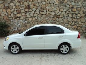 Chevrolet Aveo 1.6 Ls At Sedán Factura Original Unico Dueño