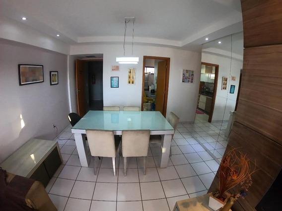 Apartamento Com 3 Quartos À Venda, 78 M² Por R$ 320.000 - Jatiúca - Maceió/al - Ap0466
