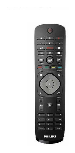 Imagen 1 de 4 de Control Remoto Para Philips Smart Tv Led Lcd 509