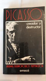Libro - Picasso - Creador Y Destructor -