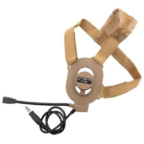 Fone Com Microfone Bowman Elite Ii Para Rádio Comunicador