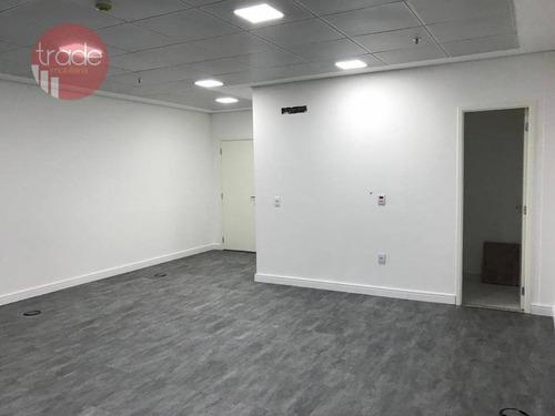 Imagem 1 de 15 de Sala Para Alugar, 44 M² Por R$ 1.500,00/mês - Jardim São Luiz - Ribeirão Preto/sp - Sa0204