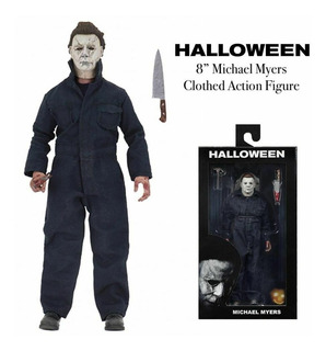 Halloween Michael Myers Clothed Neca 8 Scale Nuevo Original