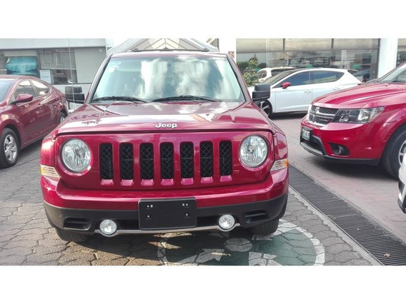 Jeep Patriot 4x2 Limited 2017 Seminuevos