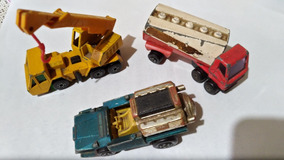 Miniaturas Raras Matchbox Superfast