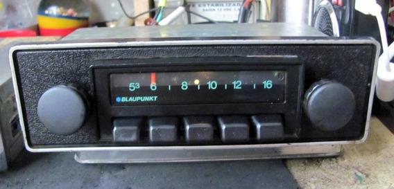 Radio Blaupunkt Bosch Original Fusca Vw Carro Antigo 12 V Ko