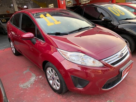 Ford Fiesta Sedan Se 1.6 16v Flex 4p Flex Manual