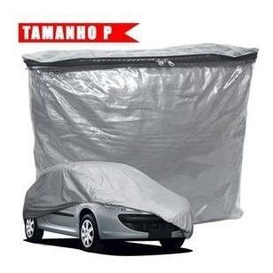 Capa Cobrir Carro 100% Impermeavél P Gol Celta Palio Uno